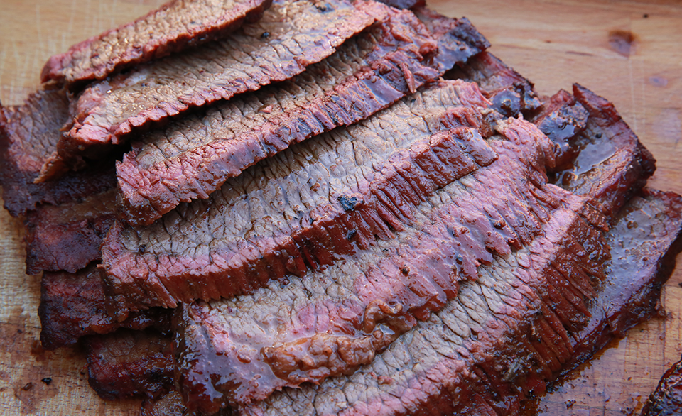 Beef Brisket from Two Brothers Bar-B-Q