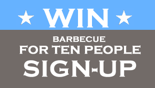Win Barbecue for Ten People - Two Brothers Bar-B-Q